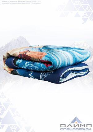 Одеяло 1,5 спальное синтепон