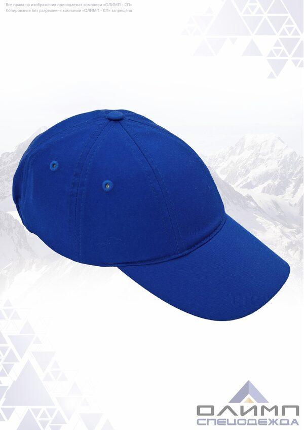 Каскетка защитная синяя