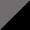 Тёмно-серый с черным
