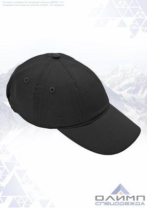 Каскетка защитная черная