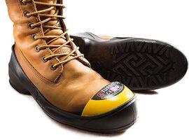 Решение проблем с защитной обувью для временных рабочих